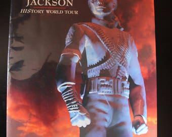 Michael Jackson HIStory program