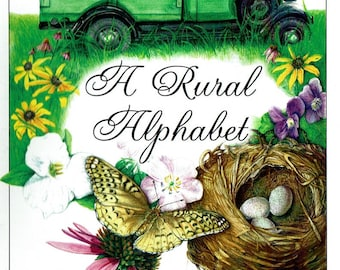 A Rural Alphabet, a self-published book