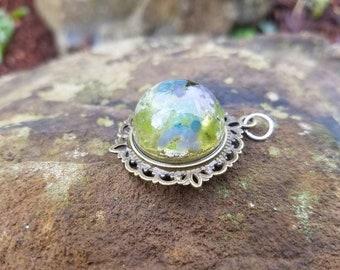 Crystal Orb Pendant