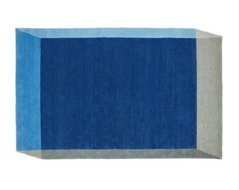 ISO - Puik - Design - Teppich - Wolle - Bodenverkleidung - Einzigartig - Handgefertigt - Natürlich - Inspiration - Wohnzimmer-Minimalistisch