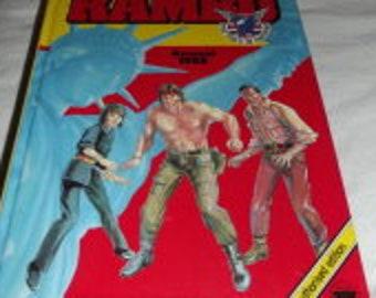 Rambo Annual 1988