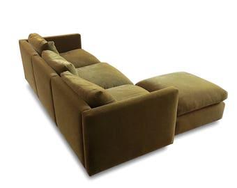 Knoll Charles Pfister Sectional Sofa - FREE SHIPPING