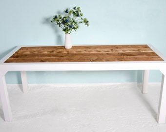 Dining table from solid wood | Weitling