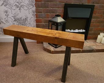 Industrial stool/bench- bespoke