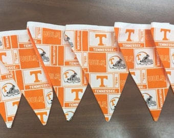 Tennessee Volunteer Banner