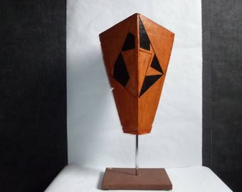 Sculpture molding concept. Cocoon pupae