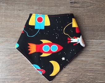 Baby Bandana Space Adventure