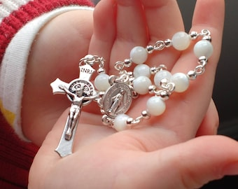 Decade Rosary for Kids. Rosary for children. Toddler Rosary.