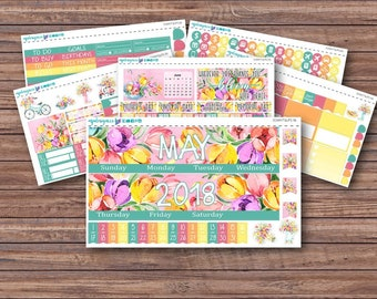"""May Monthly """"Tulips"""" Kit 