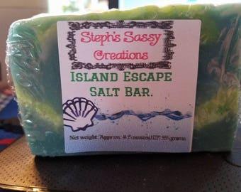 Island Escape Salt Bar