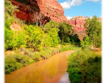 Virgin River 2, Zion