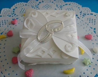 Box of sweets or confectionery to wedding to make you even (sold without sweets)