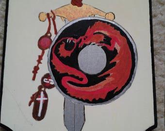 Dragon artwork #1