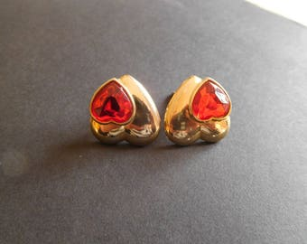 Loris AZZARO Vintage earrings