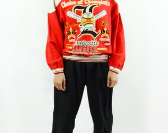 Louisville Slugger Baseball Sweater Size: Medium