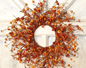 Storm Door Wreaths