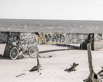 Folly Beach, SC Print