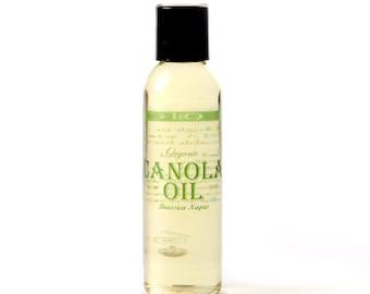 Canola Organic Carrier Oil - 125ml