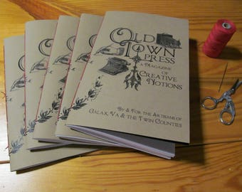Old Town Press ~ 1st Edition