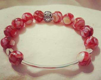 Boho stye womens bracelet