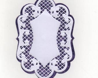 216 - Set of ornaments for your cards or scrapbooking