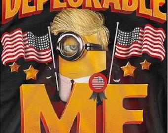 Deplorable Me - Decal Sticker