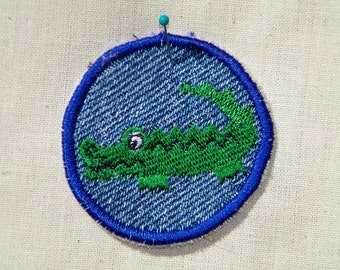 Alligator Patch / Merit Badge
