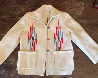 1940's Ganscraft Chimayo Jacket M