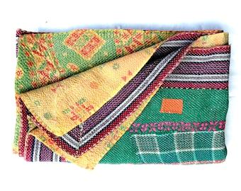kantha quilt, vintage kantha quilt, throw blanket, bedspread, kantha throw, recycled throw, kantha, vintage kantha