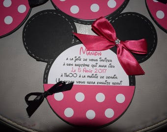 custom minnie head