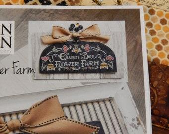 Queen Bee Flower Farm by Hands On Design