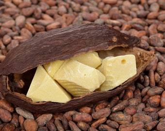 Cocoa butter (Theobroma cacao)