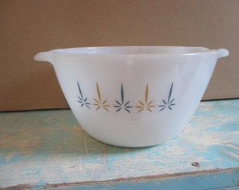 FireKing Candle Glow Bowl by Anchor Hocking