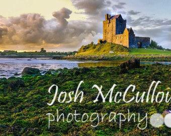 Dunguaire Castle, Irish Decor, Fine Art Photo Print, Wall Art