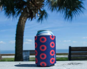 Donut KOOZIE®, Creative Can Cooler, Beer KOOZIE®, Unique Can Cooler, Beer Holder, Beverage Cooler, Fun KOOZIE®,