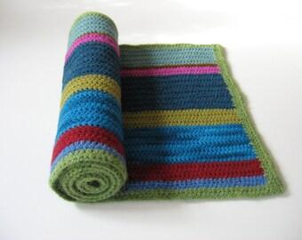 foot blanket shawl lap wheelchair afghan