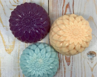 Nothing But Flowers Handmade Soap, You Choose Scent