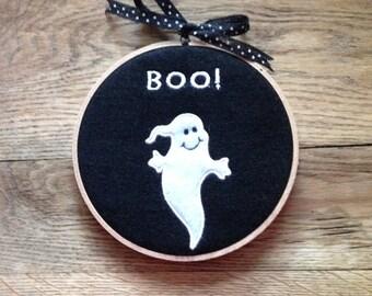 Halloween Ghost  Sign - Ghost Sign - Halloween Sign - Boo Sign - Halloween Decoration - Fall Decor - Autumn Decor - Fall Decoration