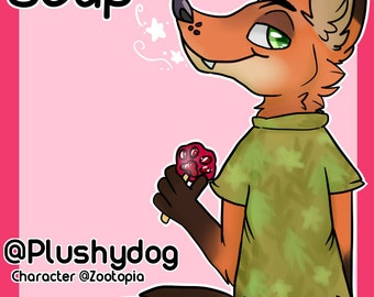 Pawpsicle Soap ( 2 in a pack )
