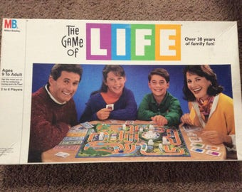 The game of life 1991