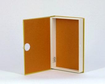 Hollow book safe / Vintage US. book / Secret box /  'Local Anaesthetic'