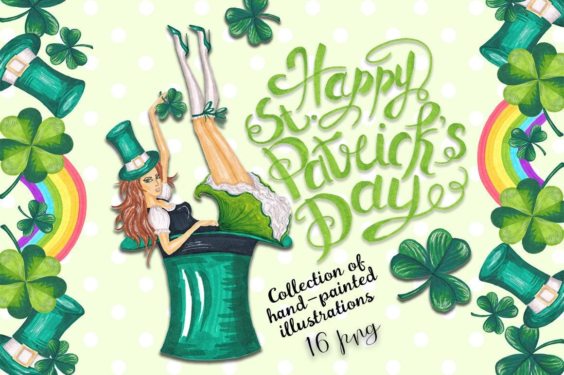 Niedlich St. Patricks Day Farbseiten Zeitgenössisch ...