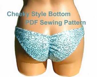 Cheeky Style Bottom (5 Sizes)