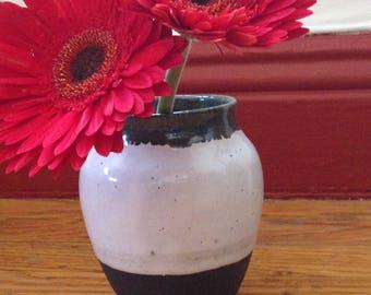 Small Handmade Ceramic Vase