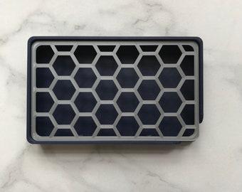 Geometric Soap Dish - 3D Printed
