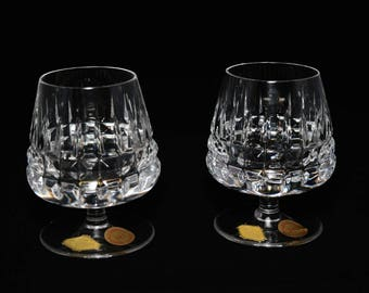 Set of 6 Brandy Snifters - Astra pattern Schwenker by Nachtman