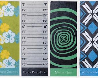 Episode bookmarks inspired by Supernatural