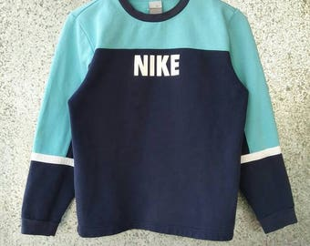 NIKE  Sweatshirt spell out size L for youth
