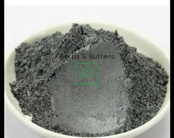 Grey 20g Healthy Natural Mineral Mica Powder DIY For Soap Dye Soap Colorant makeup Eyeshadow Soap Powder Skin Care
