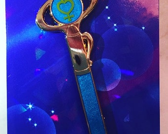 Sailor Mercury Transformation Pen!
